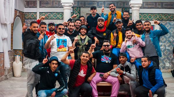 Interview exclusive avec Klay BBJ à Bab Jedid