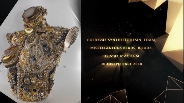 معرض الذهب: الكشف عن الأشكال لجوزيف بيس