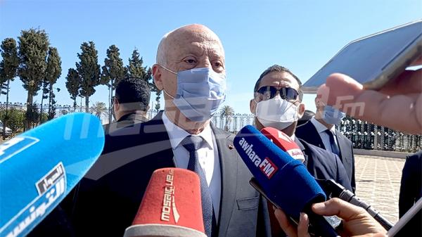 سعيّد: خوفي على الدستور القادم لتونس من أن تأكله آتان جديدة أو حمار من سلالة الحمار الأوّل