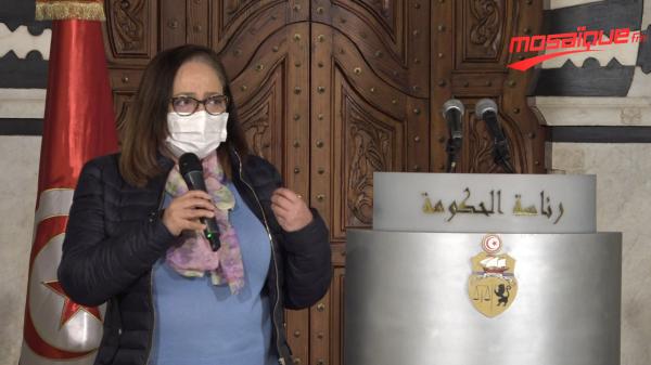 نصاف بن علية: الوضع الوبائي خطير جدا