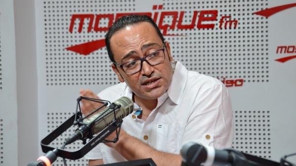 عاطف بن حسين: الاتصالات مع قناة الحوار منقطعة و لي يكلمني من جماعتهم يعاقبوه