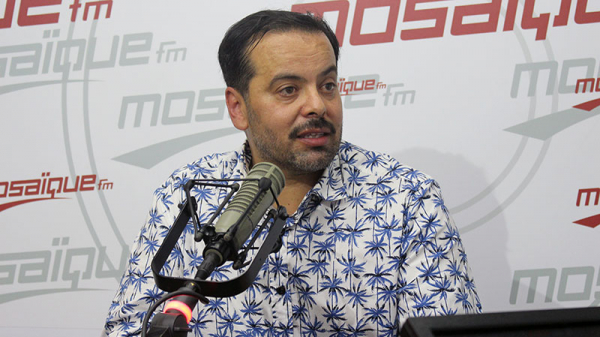 محمد علي بن جمعة في رمضان شو