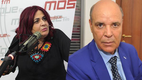 هالة الذوادي :انا ضد استدعاء سيف الدين مخلوف ومرحبا بالبحري الجلاصي