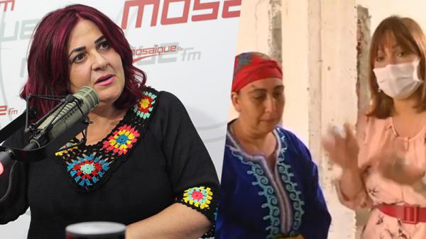 هالة الذوادي : لو كنت مكان مريم راني خذيت الفلوس للمرا