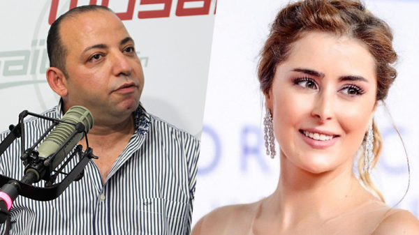 مهدي نصرة لعائشة بن أحمد: أسوأ عمل كانلك نجوم الليل أمّا هاك طلعت بيه ووصلت لمصر