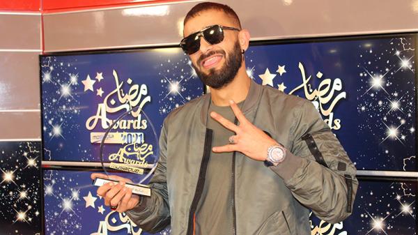 رمضان أواردز 2021: جائزة أفضل وجه جديد  لـ '' نوردو ''