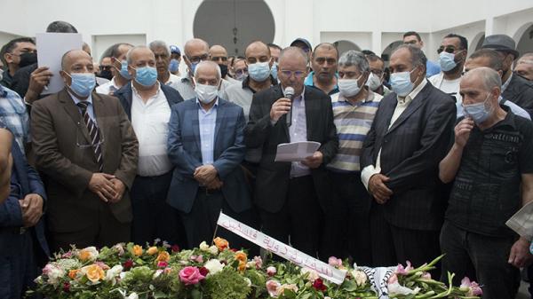 Abdessalem Jerad inhumé au cimetière du Jellaz