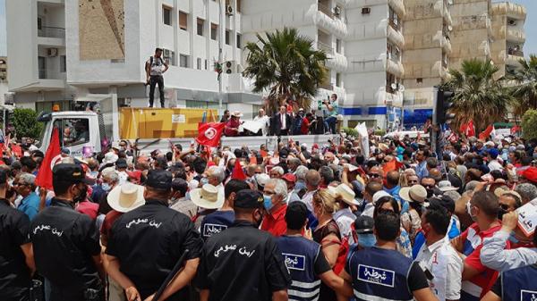 Les partisans du PDL appellent à la libération de l'ARP
