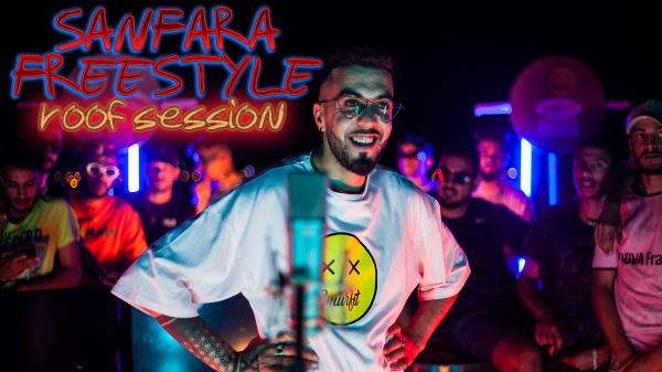 Sanfara Freestyle - Roof Session