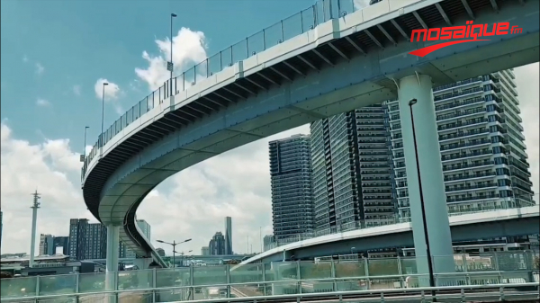JO #Tokyo2020 : Promenade au village olympique de Tokyo