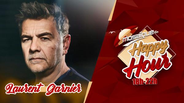 "Happy Hour : Interview Exclusive avec le DJ "" Laurent Garnier """