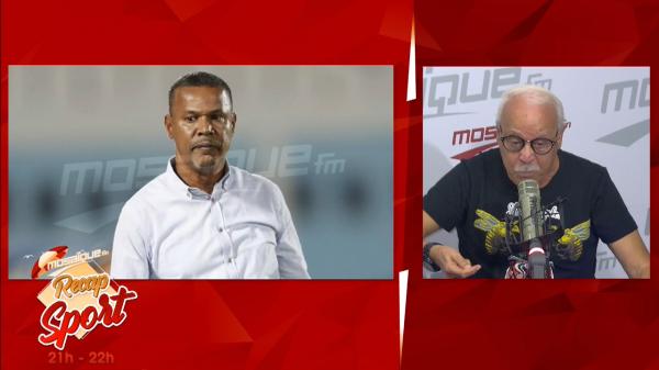 Clash entre Ridha Bouraoui et Lassâad Jarda