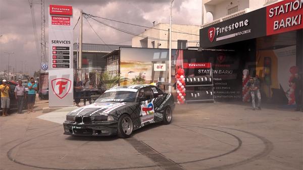 'توتال إنرجي' تطلق خدمة Firestone في محطاتها