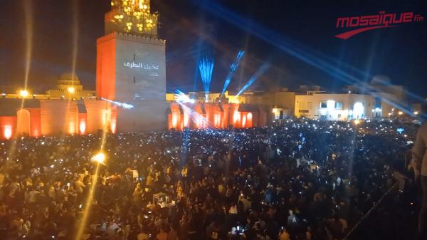 Célébration de la fête du Mouled à Kairouan