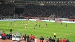 النادي الإفريقي وباريس سان جيرمان في مباراة ودية