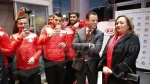 حفل توقيع عقد دعم شركة كيا للمنتخب الوطني لكرة القدم