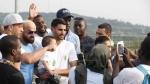 كان 2017: الحصة التدريبية لمنتخب الجزائر