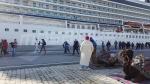 ميناء حلق الوادي يستقبل أول باخرة سياحية في سنة 2017