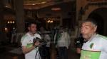 جربة: إعلاميون جزائريون يتابعون لقاء تونس والجزائر