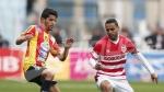 دربي العاصمة:نادي الأفريقي يهزم الترجّي في الدقيقة 90