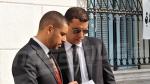 وقفة احتجاجية لأعوان الصيانة بالخطوط التونسية