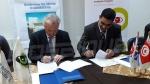إمضاء إتفاقية شراكة بين سفارة بريطانيا و معهد تعليم عالي بالقصرين