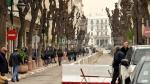 رفع الأسلاك والحواجز من شارع جمال عبد الناصر بالعاصمة