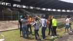 كأس الكونفيدرالية الأفريقية :  يانغ اكاديمي الكاميروني -  النادي الرياضي الصفاقسي