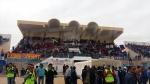 أجواء مباراة اتحاد تطاوين و الملعب القابسي