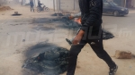 فجر اليوم: محتجّون يغلقون الطرق الرئيسيّة بتطاوين