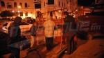 الشرطة البلدية تزيل أكشاكا فوضوية بالحلفاوين وباب سويقة