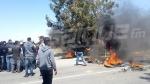 Kairouan : fermeture de la route reliant le nord au sud