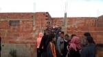 المنزل الذي تحصن به الإرهابيان اللذان تم القضاء عليهما بسيدي بوزيد