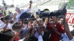 صعود الملعب التونسي إلى الرابطة الأولى