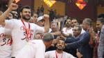 L'Espérance S. Tunis remporte le championnat de Handball