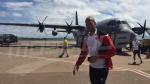 La délégation du CA arrive à Kampala après un vol de 10 heures