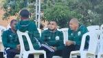 CA: dernière séance d'entrainement avant le match de Kampala City