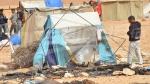 El Kamour après les affrontements