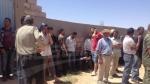 Horchani présente ses condoléances à la famille d'Anouar Sakrafi