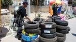 مداهمة مخازن السلع المهربة بسوق ليبيا في حملة مشتركة للحرس الديواني ومنطقة الشرطة ببن عروس