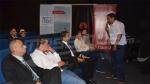 Conférence de presse techno parade a l'institut francais