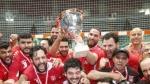 النجم الرياضي الساحلي يتوج بكأس تونس لكرة اليد