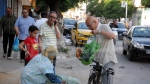 الأجواء في العاصمة دقائق قبل موعد الإفطار