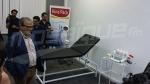 افتتاح قاعة تقوية العضلات والعلاج الطبيعي بمركب النادي الرياضي الصفاقسي