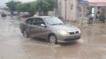القصرين:أمطار غزيرة و شارع الدولاب يغرق في الأوحال