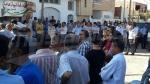 سيدي بوزيد:الشهيد مجدي الحجلاوي يواري الثرى