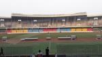 Première séance d'entrainement de l'EST à Kinshasa