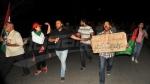 عرض ميشال بوجناح: مناوشات بين الأمن والمحتجين