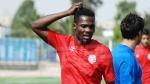 Première séance d'entrainement du Club Africain avec Simeone