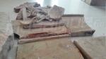 حجز حجارة أثرية و جمجمة بشرية بسبيبة